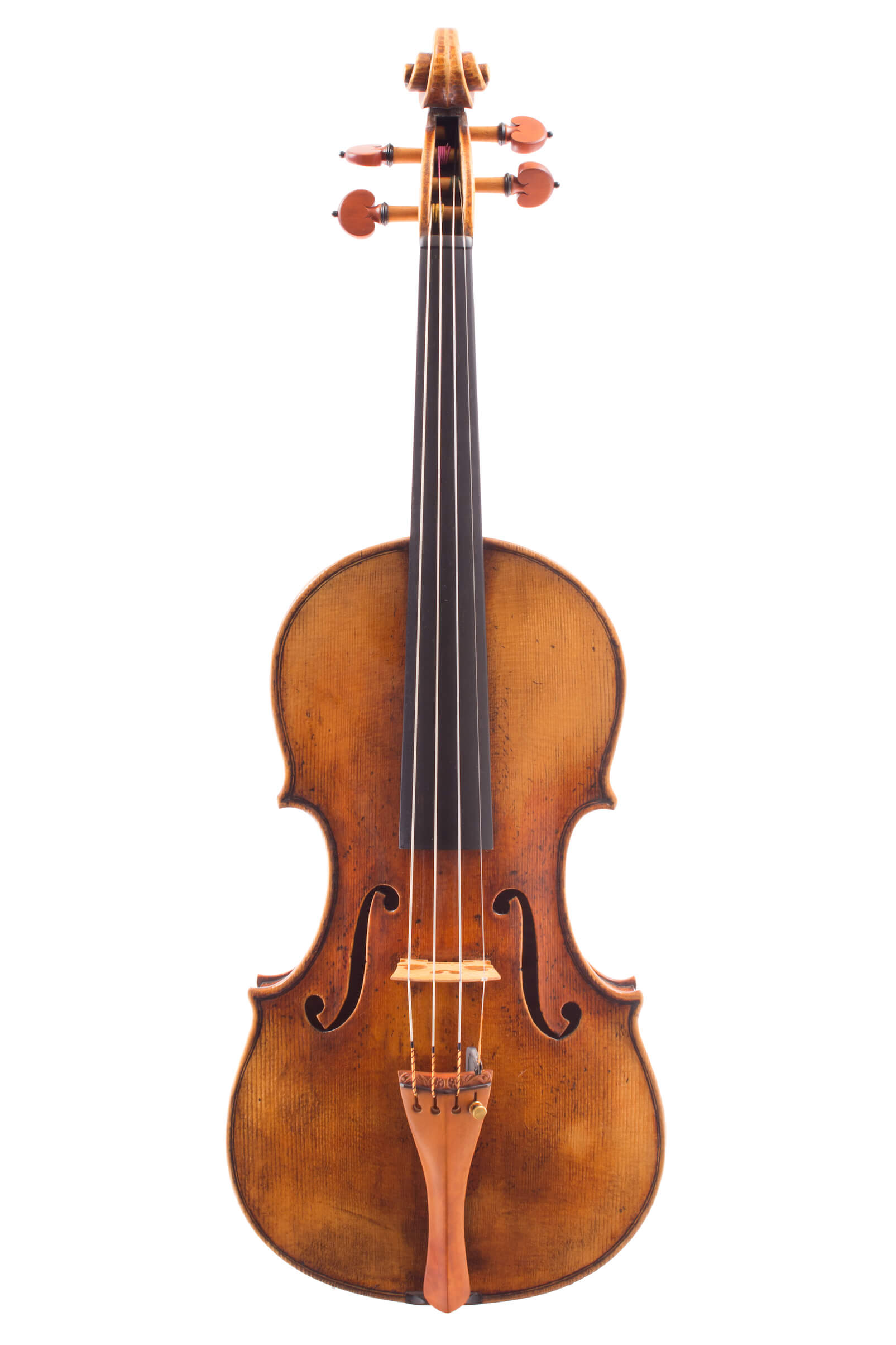 "Violin by Luiz Amorim, copy of Joseph Guarneri ""Del Gesú"" Heifetz 1740"