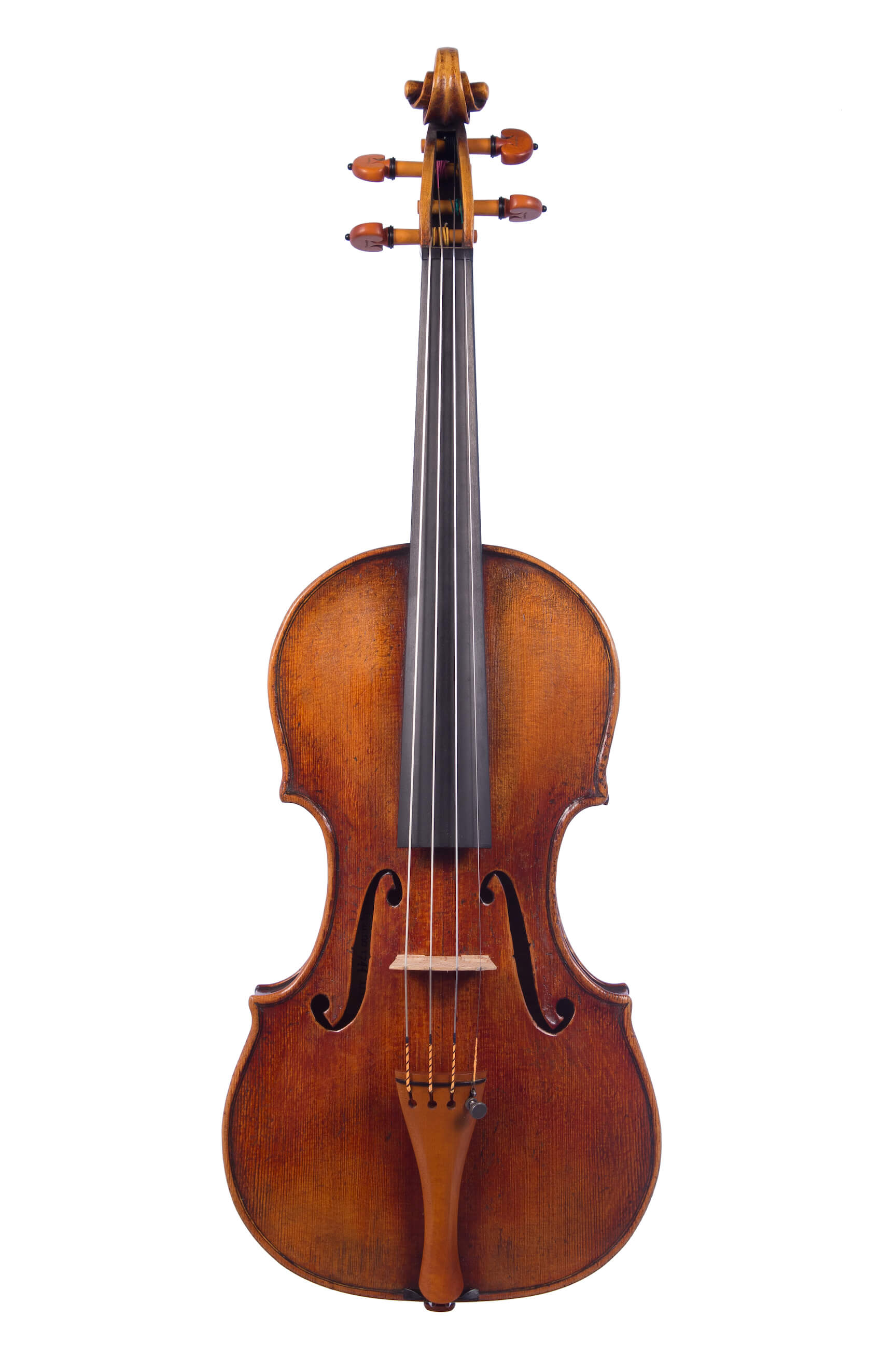 "Violin by Luiz Amorim, copy of Joseph Guarneri ""Del Gesù"" Sainton, 1744"