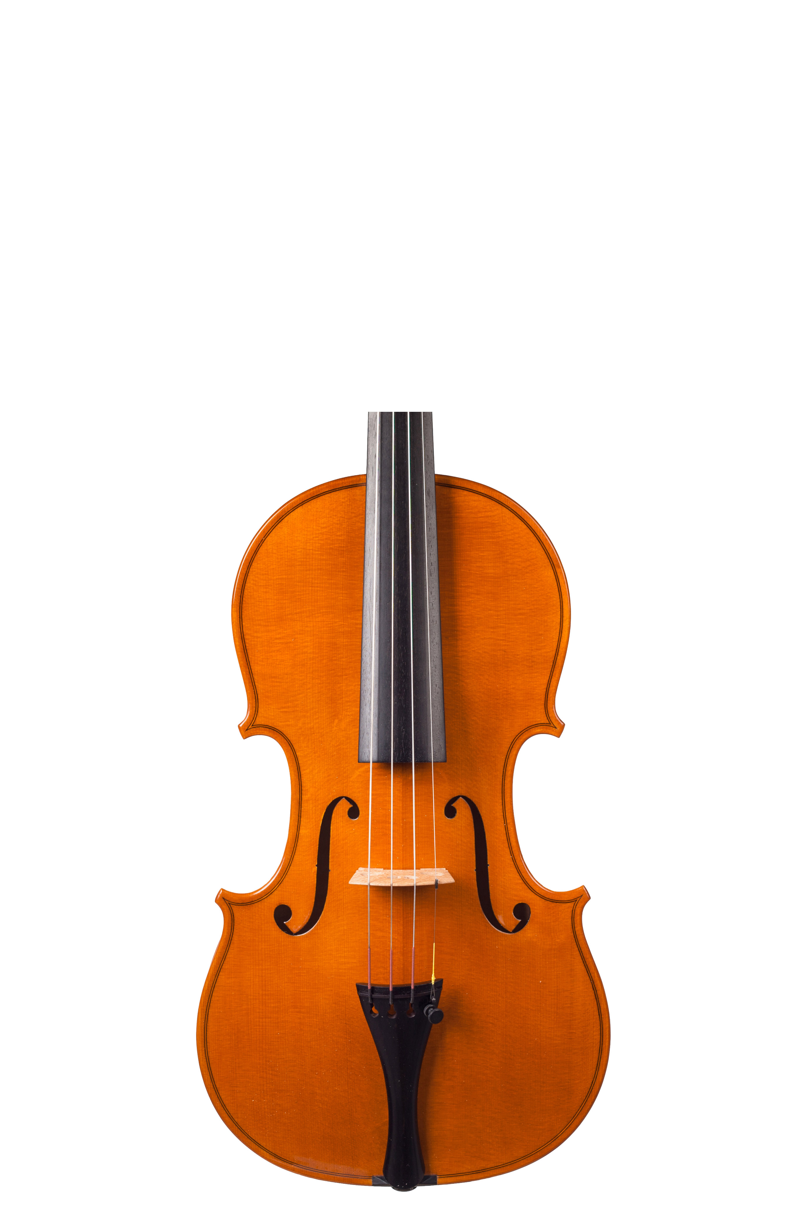 "Violin by Nicholas Gamberini, modello Antonio Stradivari ""Messiah"", 2018"