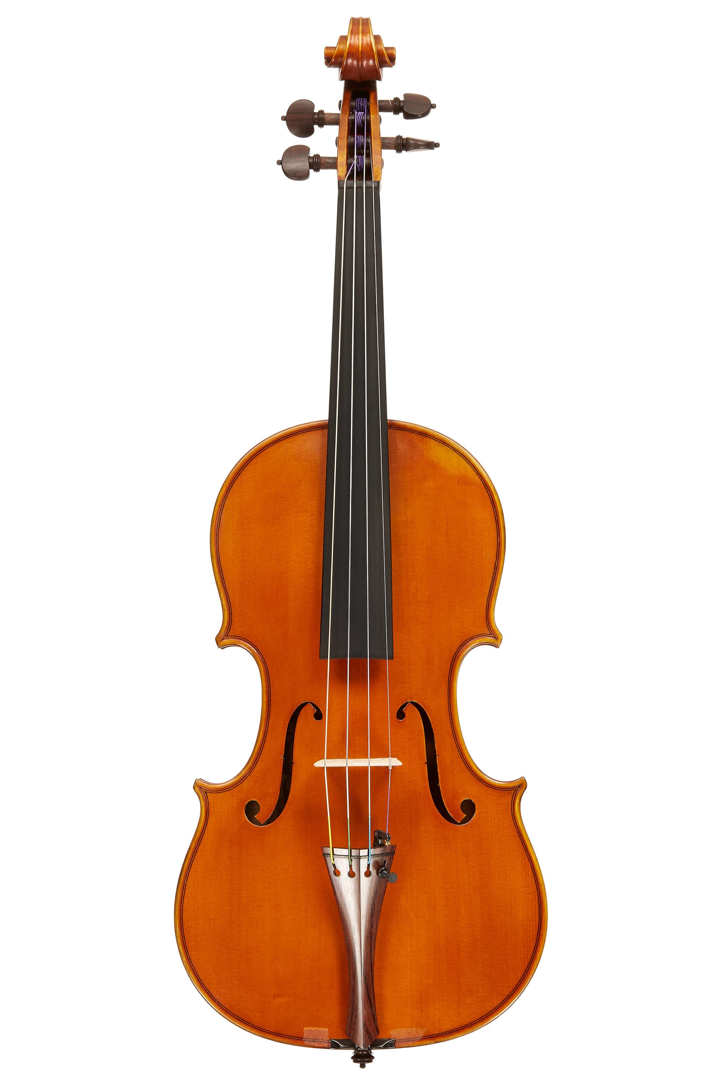 Violin by Mario Gadda, Mantua, 1984