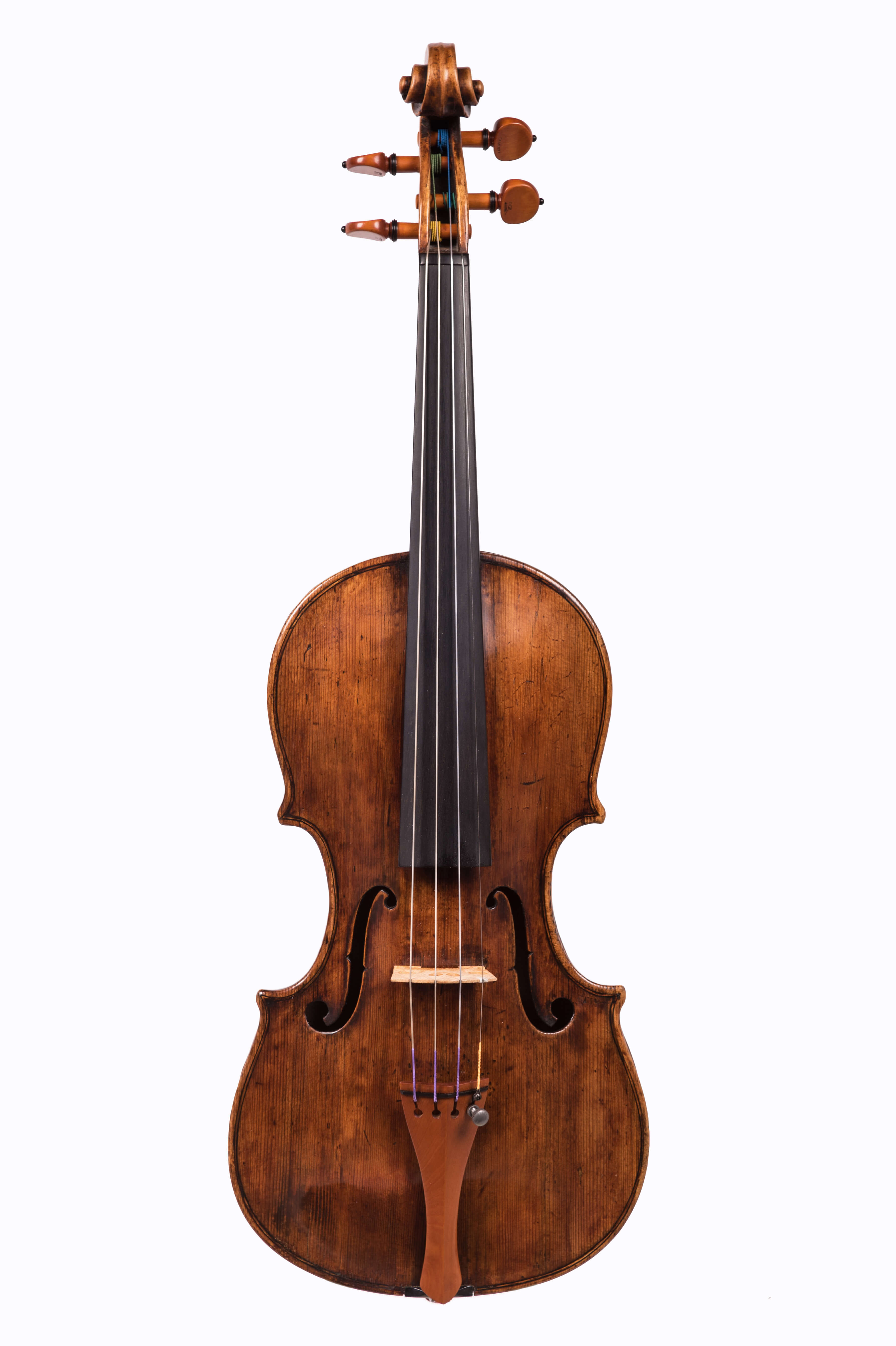 Violin by Giovanni Battista Ceruti, Cremona, c. 1795