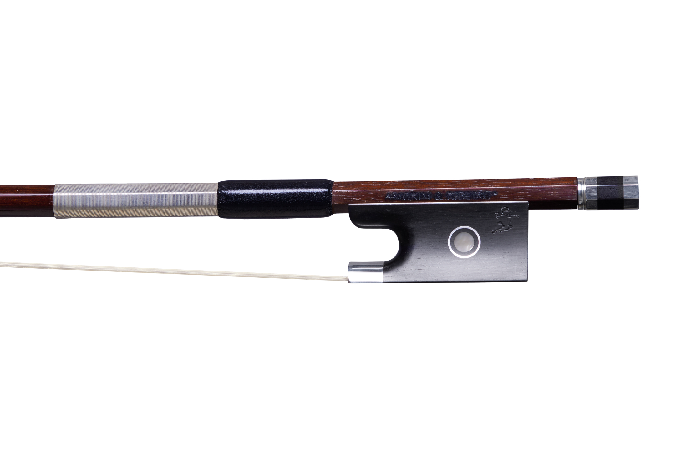 Violin bow by Amorim&Ribeiro *