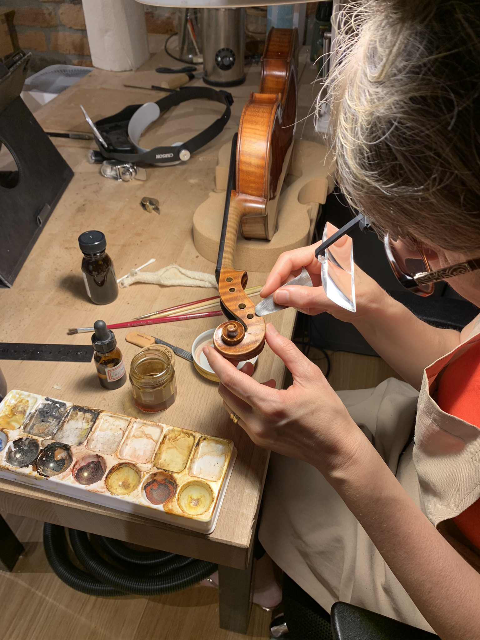 The Forgotten Female Violin Maker of Cremona