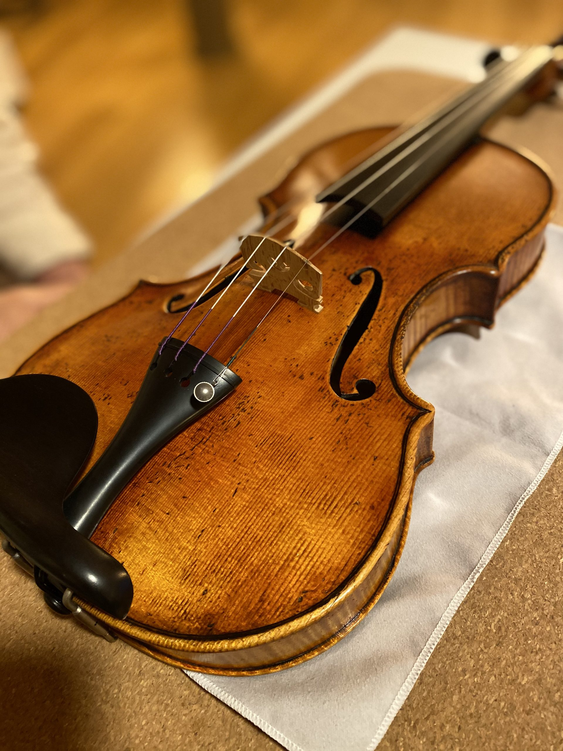 When is the right time to upgrade violin?
